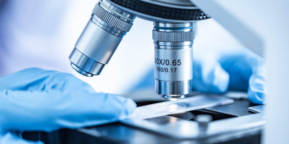 Funzionamento Microscopio A Luce Polarizzata Per Analisi Tricologica